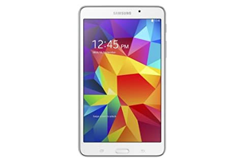 Samsung T235 Galaxy Tab 4 (17,8 cm (7 Zoll) LCD-Display, Quad-Core, 1,2GHz, 3 Megapixel Kamera, 8GB interner Speicher, LTE, Bluetooth 4.0, Android 4.4.2, EU-Stecker)