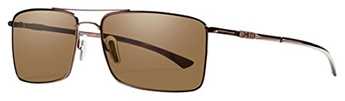 Smith Herren Outlier Ti/N Sport-Sonnenbrille Brown LZ, 57