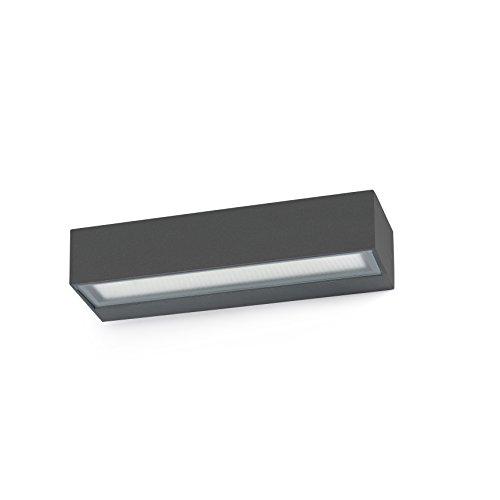 Faro 71050 TOLUCA LED Lampe applique gris foncé