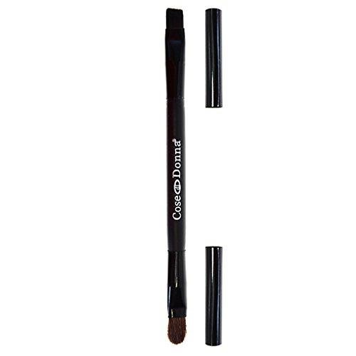 Cose Damen Doppelpinsel Make-up und Augenbrauen - 60 g