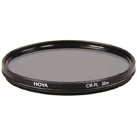 Hoya Y1POLCSN52 - Filtro polarizador de 52 mm, Slim, Color Negro