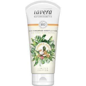 Lavera Bio Summer Vibes Schimmernde Body Lotion (1 x 200 ml) -
