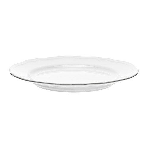 IKEA ARV -Teller weiß - 28 cm