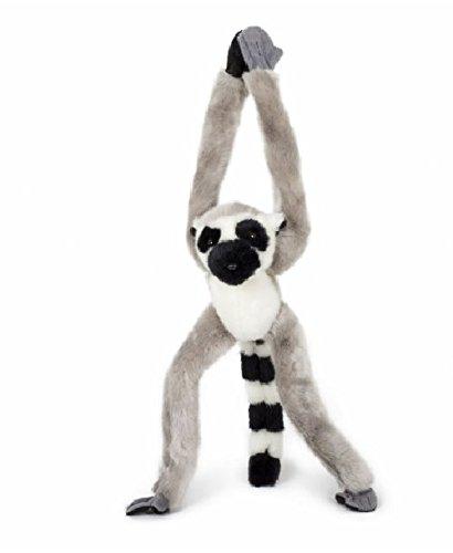 (Plüschtier Affe Affen Katta Kattas Lemur Stofftier 54cm Kuscheltier neu Lemuren)