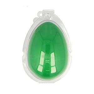 NURCHUMS Nurchums-NV366 incubar, Huevo de fantasía y Mascotas crecidas, Color Verde (Keycraft NV366