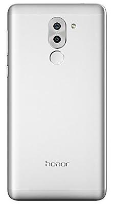 Honor 6X Smartphone (14 cm (5,5 Zoll) FHD, 32GB ROM, 3GB RAM, 12 Megapixel, Fingerprint Sensor, Android)