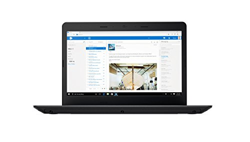 Lenovo ThinkPad E470 i7 14 inch IPS SSD Black