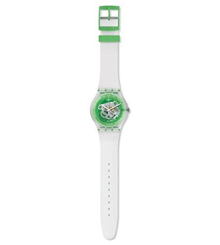 Uhren Swatch New Gent SUOK131 GREENMAZING