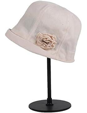HSNZZPP Sombrero De Las Señoras Protector Solar De Verano Dobla El Sombrero Femenino Anti-UV