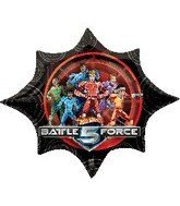 36 Hot Wheels Battle Force 5 by Anagram/MD