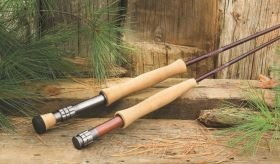 St. Croix Imperial Fly Rod, I864.4 by St.Croix Rod