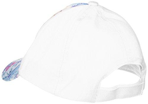 Disney Frozen - Casquette - Fille Blanc - White (Optic White)