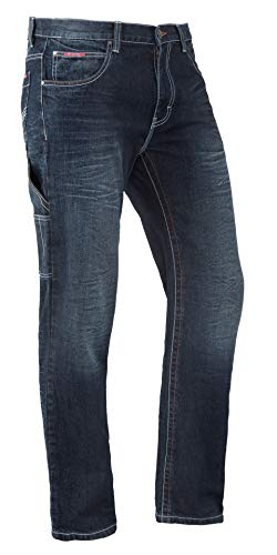 Brams Paris Arbeits Jeans Mike blau (W32/L32)