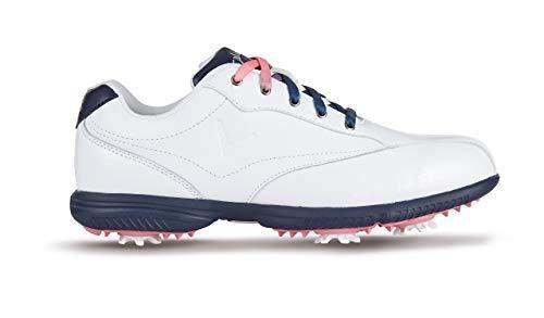 Callaway , Chaussures de Golf pour Femme 38 EU, Femme, 38W44826570017, Blanc (Blanc), 38 EU