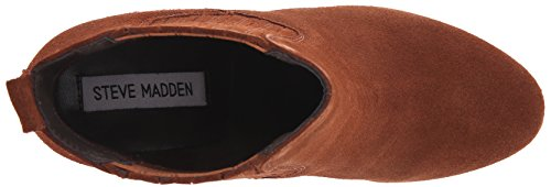 Steve Madden Gasto Boot Rust Suede