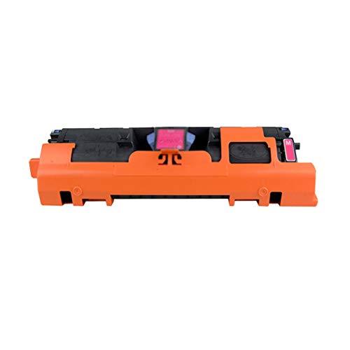 Kompatibel C9701a Cyan Laser (Kompatibel Mit HP C9700A C9701A Tonerkartusche Für HP Color Laserjet 1500L 2500 2500L 2500N 2500TN Laserdruckerkartusche,Red)
