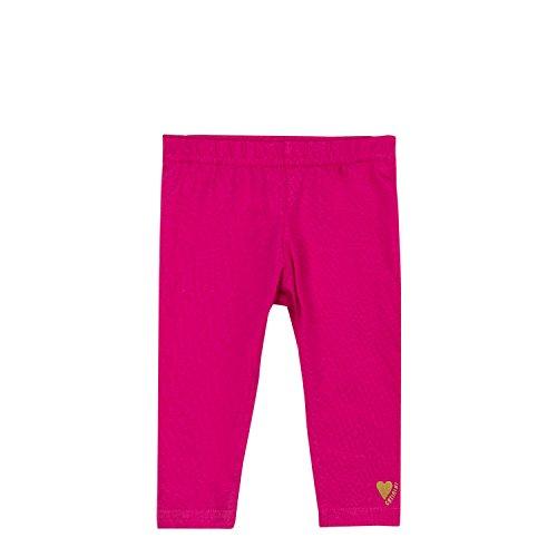 Catimini Baby-Mädchen Leggings Pour, Pink (Fuchsia 35), 3-6 Monate (Herstellergröße: 6M) Fuchsia Leggings