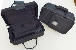 Aquae Sulis Compact Cornet Case with backpack straps
