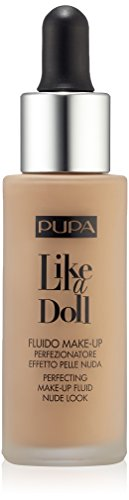 Pupa Like A Doll Make-Up Fluid 040 Medium Beige