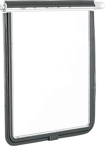 Trixie - Sportello di Ricambio 18 × 20 cm per gattaiola - TR-44281