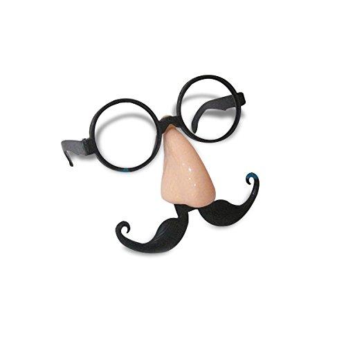 se und Schnurrbart (Brille Mit Nase Und Schnurrbart)