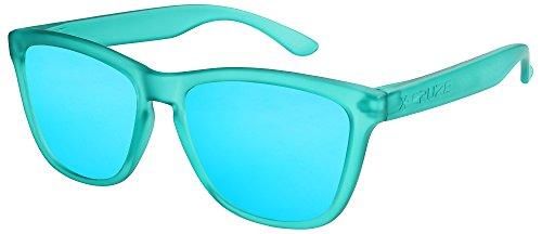 X-CRUZE 9-063 X0 Nerd Sonnenbrillen polarisiert Style Stil Retro Vintage Retro Unisex Herren Damen...