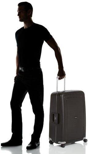 Samsonite Suitcase, 75 cm, 102 Liters, Black