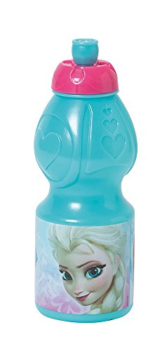 FUN HOUSE Disney Reines des Neiges Gourde de Sport 350 ML