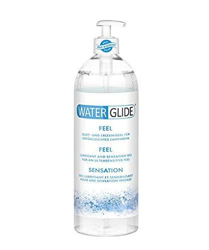 Waterglide Lubricante y Gel 1 Unidad 300 g