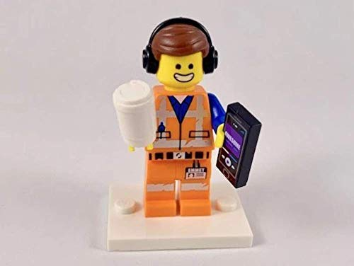 Lego 71023 The Lego Movie 2 Minifigur #01 Remix-Emmet Neu und ungeöffnet sealed