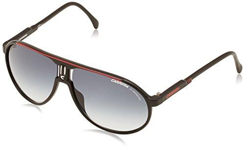 Carrera 241296 Champion Sonnenbrille 62 mm, Schwarz, 62