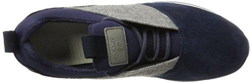 GANT Damen Linda Sneaker Blau (Marine)