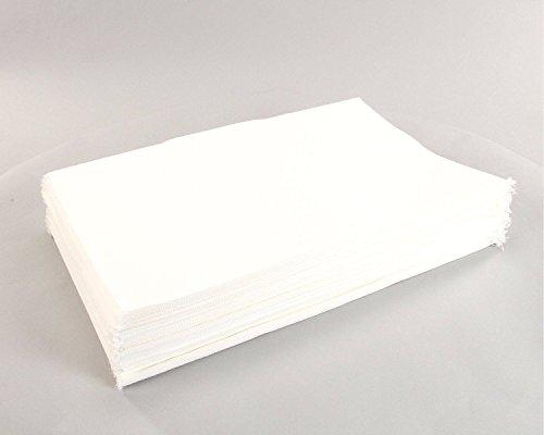 Preisvergleich Produktbild Hochwertige echtem Hundemantel Penny Maschine Öl Filter Papier Briefumschläge 100Stück UK