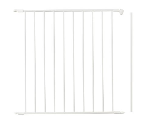 Baby Dan 67254-2400-12 Estensione L da 72 cm X Flex, Bianco