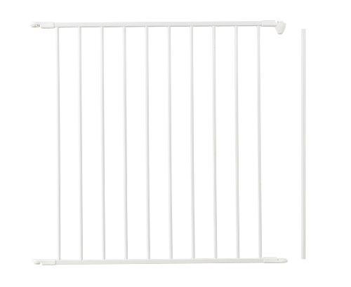 Baby Dan 67254-2400-12-85 - Estensione Medium per Flex M / L / XL, 72 cm, colore: Bianco