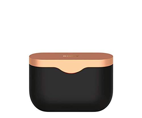 Sony WF-1000XM3 True Wireless Noise Cancelling Kopfhörer (bis zu 32h Akkulaufzeit, stabile Bluetooth Verbindung, Amazon Alexa, komplett kabellose Earbuds incl. Ladecase) schwarz - 8