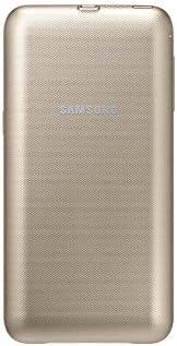 Samsung Galaxy S6 Edge Plus Wireless Charging Battery Pack 3400 mAh - Gold