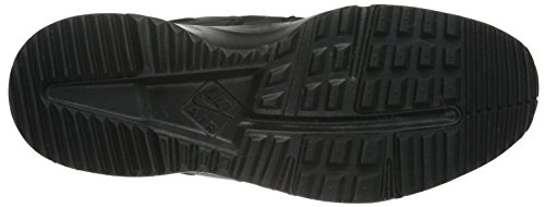 Nike Air Huarache Utility, Baskets Basses Homme, Noir (Schwarz), 44 EU Noir (Black)
