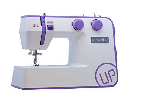 Alfa Style UP 40 Sewing Machine, Purple