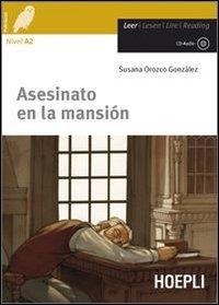 Asesinato en la mansion. Con CD Audio. Con espansione online