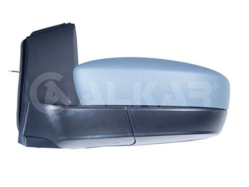 Preisvergleich Produktbild Außenspiegel Spiegel original ALKAR (6138182) rechts Betriebsart: mechanisch