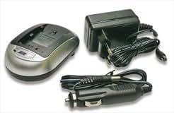 Chargeur de batterie CPH-0129 pour JVC BN-VF823U