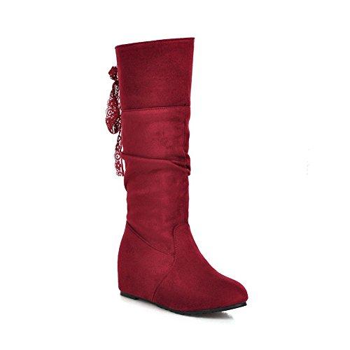 1to9-womens-winkle-pinker-heighten-inside-platform-red-xi-shi-velvet-boots-45-uk