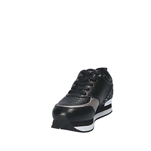 Guess Footwear Dress Active, Sneaker Donna Nero