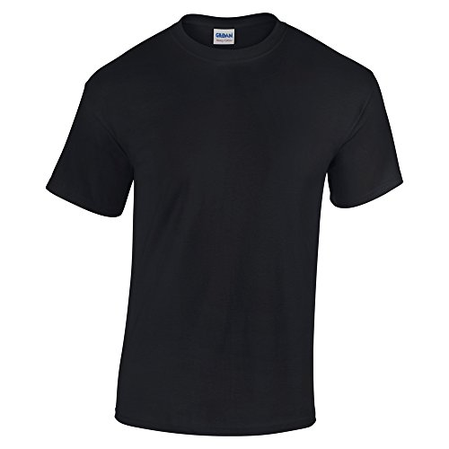 Gildan Heavy Cotton ™ Adult T-Shirt Black