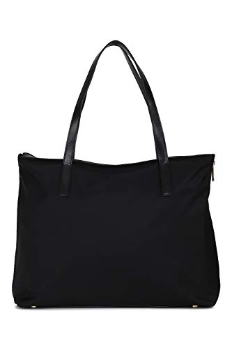 Best vans bag in India 2020 Van Heusen Women's Handbag (Black) Image 2