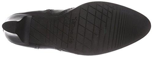 Tamaris 25033 Damen Kurzschaft Stiefel Schwarz (Black 001)