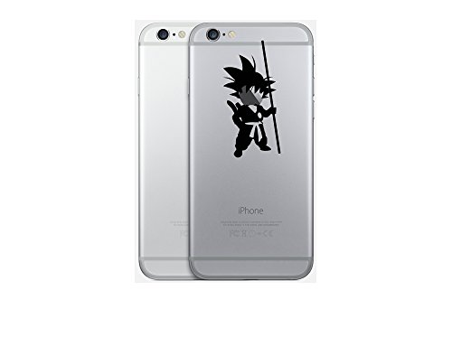 iphone Sticker Aufkleber DRAGONBALL Z Figur Decal Ball Son Goku (Dragon Ball Iphone)