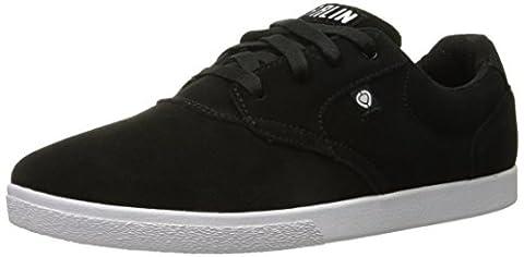 Rollers chuh Env. JC01Skate Shoes, Noir/blanc, 44 EU