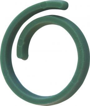 Triuso Holzwaren Lot de 50 anneaux pour plantes